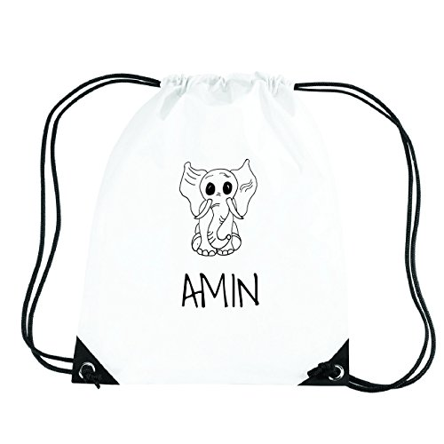 JOllipets AMIN Turnbeutel Sport Tasche PGYM5119 Design: Elefant HOW6l