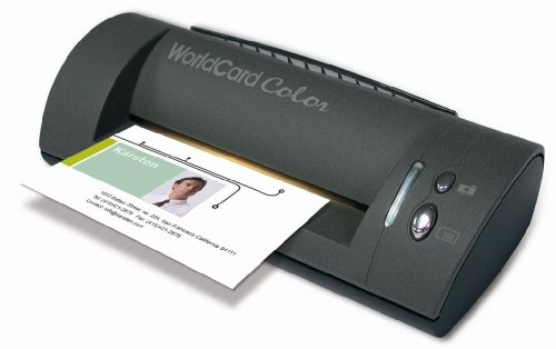 PMR Worldcard Color Business Card Scanner PC by PenPower