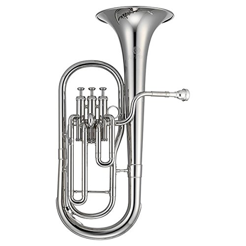 Jupiter Silver Plated Eb Alto Horn 456S