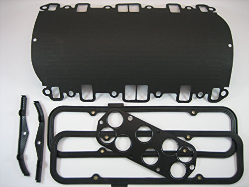 Intake Manifold Valley Pan (Land Rover Intake Manifold Valley Pan Gasket Set Discovery II and Range Rover by Allmakes 4x4)