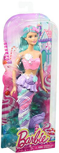 Barbie Mermaid Doll, Candy Fashion