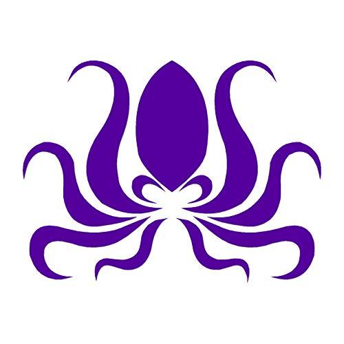 Octopus Squid Cthulhu - Vinyl Decal Sticker - 5