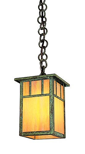 Craftsman Outdoor Ceiling Lights - 2