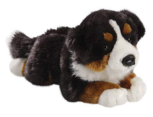 (Carl Dick Bernese Mountain Dog 12 inches, 30cm, Plush Toy, Soft Toy, Stuffed Animal 1269001)