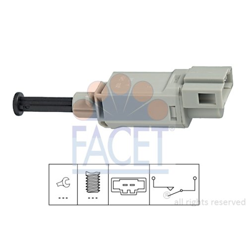 (Facet - 7.1152 - Brake/Clutch Pedal Switches)
