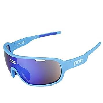 zhihui Sport Gafas polarizadas para hombres mujeres, 100% protección UV 400 Marca: Deportes