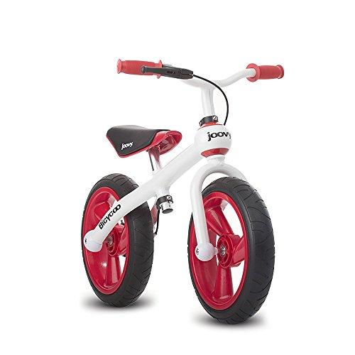 Lowest Price! Joovy Bicycoo Balance Bike, Red