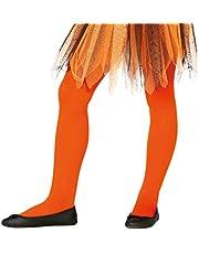 Panty Naranja Infantil - Medias