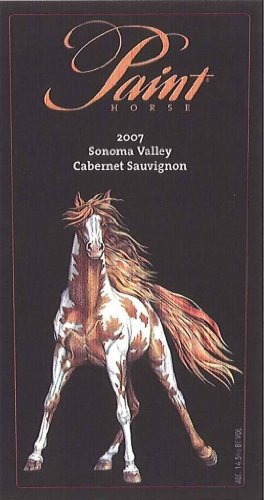 2007 Paint Horse Cabernet Sauvignon, Sonoma Valley 750 mL