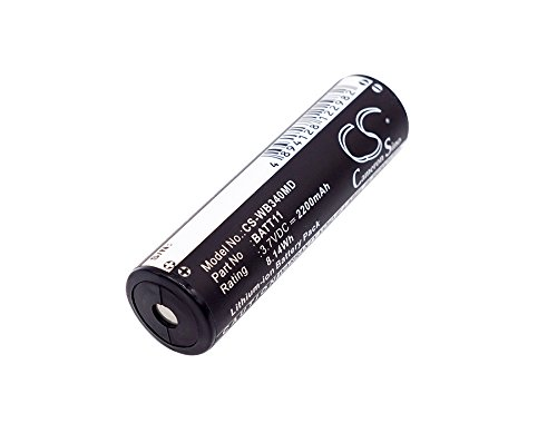 Replacement Battery for RIESTERL Otoscopes Laryngoscopes Ophthalmoscopes Ri-disporeg Ri-integralreg Ri-modulreg Ri-scopereg Welch-Allyn Connex ProBP 3400 Part NO 10691 Ri-accu BATT11