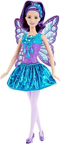 Barbie Fairy Doll, Gem - Barbie Wings Mariposa