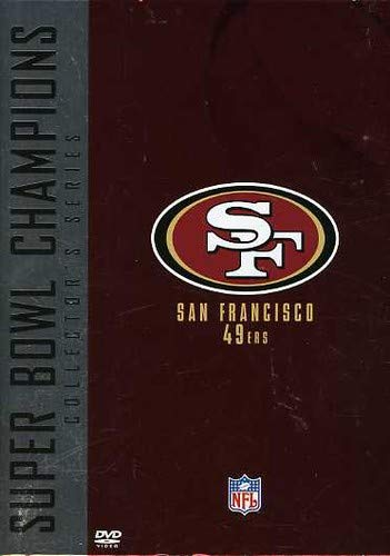 NFL Super Bowl Collection - San Francisco 49ers