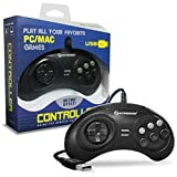 Hyperkin 'GN6' Premium Genesis USB Controller for PC/ Mac