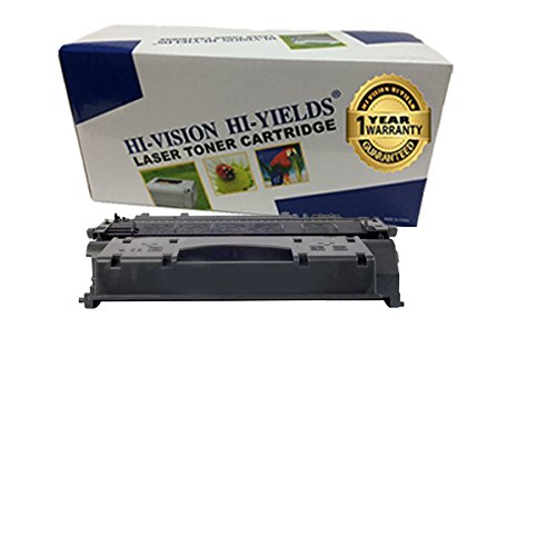 HI-VISION® Compatible Toner Cartridge Replacement for Canon 119 for imageCLASS LBP6300dn,LBP6650dn,LBP6670dn,MF5850dn,MF5880dn,MF5950dw,MF5960dn,MF6160dw