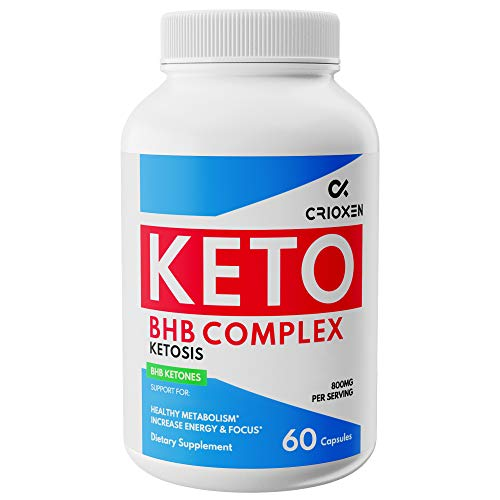 Keto Pure Diet Pills Capsules product image