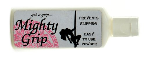 Mighty Grip Pole Dancing Powder (Pole Mighty Grip)