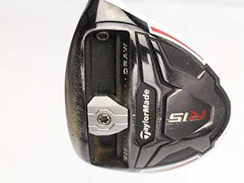 - TaylorMade R15 Black Fairway Wood 3 Wood 3W 15 Stock Graphite Shaft Graphite Stiff Right Handed 43.5 in