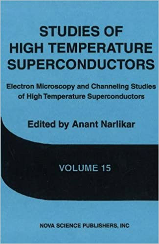 Studies of High Temperature Superconductors: Advances in Research and Applications (v. 15)