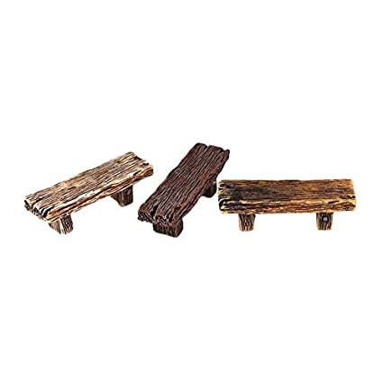 Cacys-Store - 1pcs Retro Chair Miniatures Figurines Jardin ...
