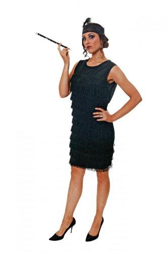 Flapper Girl Fancy Dress Costume (Banana Girl Costume Fancy Dress)