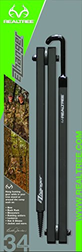 Team REALTREE 3-Arm EZ Hanger (Olive Green) by Team REALTREE (Image #2)