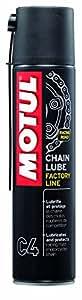 MOTUL C4 Chain Lube Factory Line Racing Road 400ml