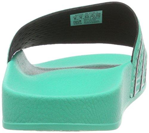 Zapatos Playa S18 hi res Black De Adilette res Hombre Para core Verde Piscina Green Y hi S18 Adidas wH71n