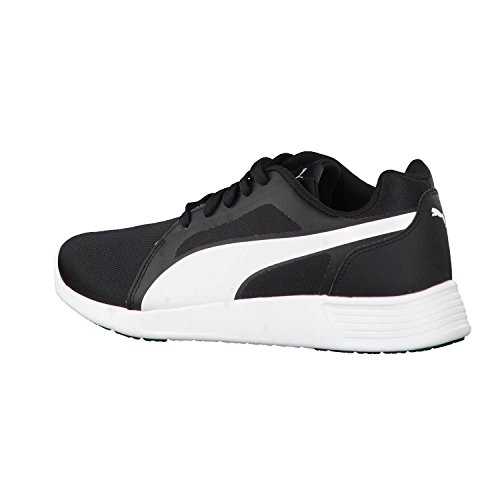 Puma St Trainer Evo, Unisex Adults' Trainers Black-white