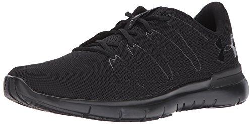 Under Armour Men's Thrill 3, Black (003)/Black, (Under Armour Trainer Shoes)