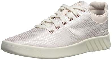 K-Swiss Women's Aero Trainer T Sneaker, Angel Wing/Marshmallow, 6.5 M US