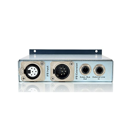 Clear-Com AX-704   IFB Program Interrupt Expansion Talent Access Station by Clear-Com (Image #3)