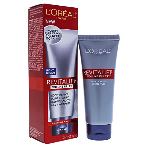 L'Oréal Paris Revitalift Volume Filler Night Cream, 2 fl. oz.