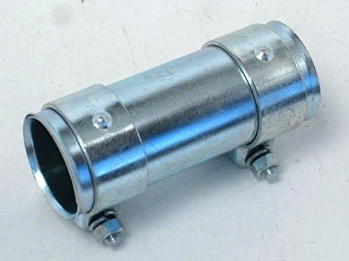 50,5 x 90 mm Auspuff Doppelschelle Rohrverbinder Schelle Verbinder Ø 46