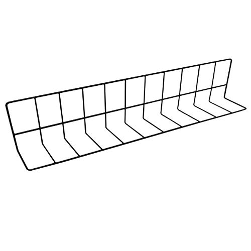 Elite Global Solutions W4628-B Wire Divider, 28
