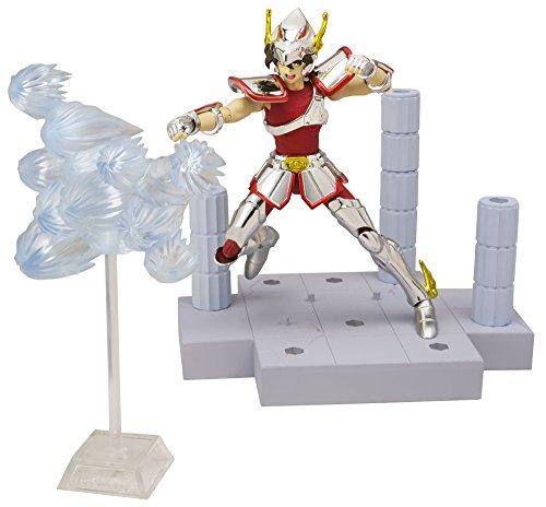 Saint Seiya Pegasus Seiya Meteor Punches DD Panoramation Gemini Saga Action Figure Effect Diorama Stand