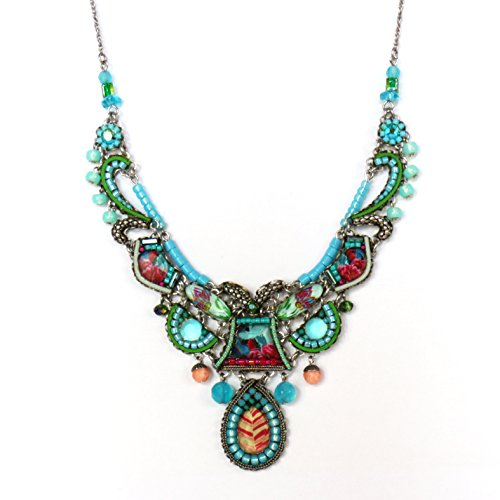 Ayala Bar Cllasic Collection Necklace Flower of East ay04-3167 by Ayala Bar