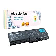 UBatteries Laptop Battery Toshiba Satellite PA3536U-1BRS PA3537U-1BAS PA3537U-1BRS - 9 Cell, 6600mAh