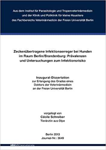 dissertation tiermedizin berlin