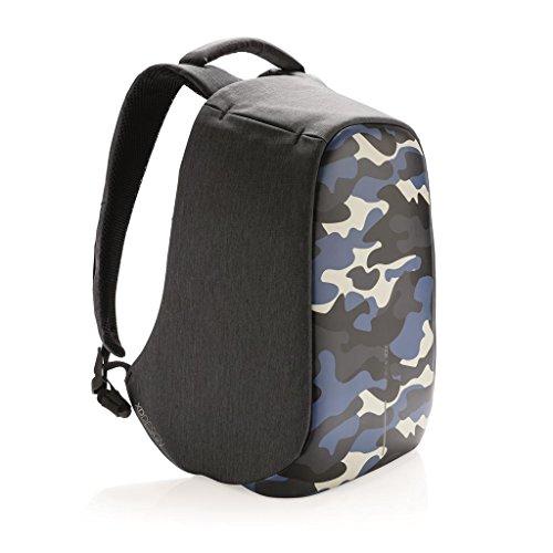 XDDesign Bobby Compact Print Anti-Theft Laptop Backpack w/USB port (Unisex bag)