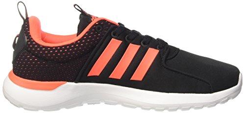 Gimnasia Solar Red Zapatillas para CF Black White adidas Lite Hombre Ftwr Racer de Core Negro wXaAaP7q