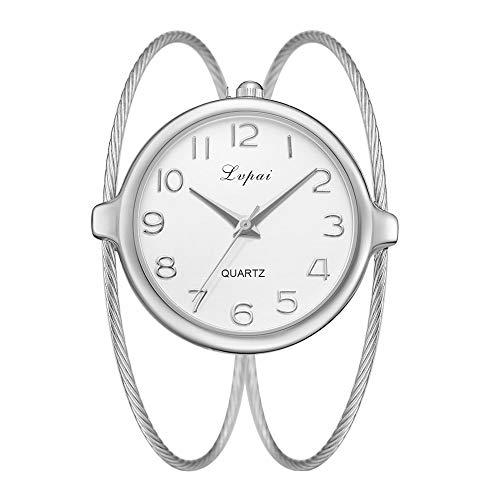 Redvive Top Lvpai Women's Casual Quartz Bracelet Watch Analog Wrist Watch