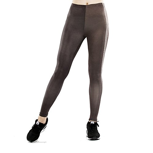 GYXYYF Yoga Hosen Digitaldruck Enge Hohe Taille Stretch Yogahosen