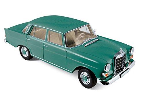 Norev 1966 Mercedes Benz 200 1/18 Diecast Model Car 183577