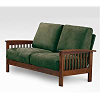 Weston Home Ashton Loveseat