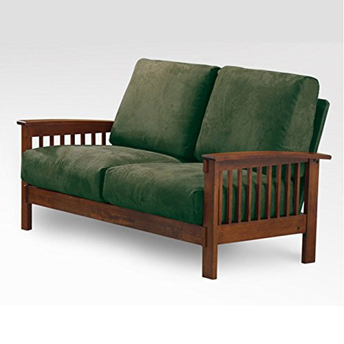 Weston Home Ashton Loveseat Features