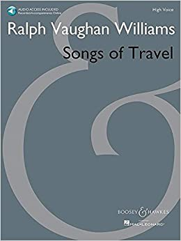 Book Songs of Travel: High Voice New Edition with Online Audio of Piano Accompaniments (2014-08-01)