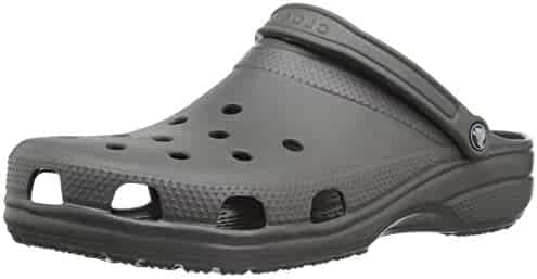 Crocs Men's and Women's Classic Clog Comfort Slip On Casual Water Shoe Lightweight