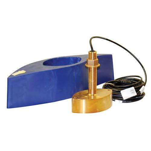 Furuno 1kw Bronze Thru-Hull W/Temp & High Speed Fairing Block ()