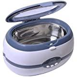 Digital Ultrasonic Cleaner 0.6 Liters 600ml / Tattoo Equipment / Hospital and Dental Clinics / Optical / Jewlry / Biology Labs / 2000