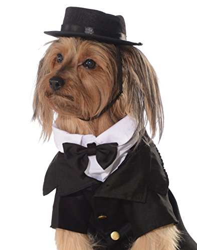 Rubie's Dapper Dog Pet Costume, X-Large - http://coolthings.us